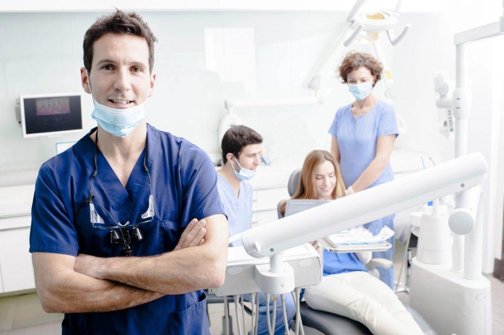 Dentist Slide